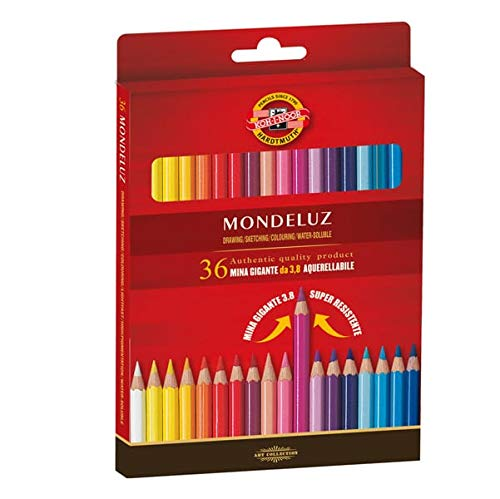 Koh-I-Noor h2141 N crayons de couleur, multicolore