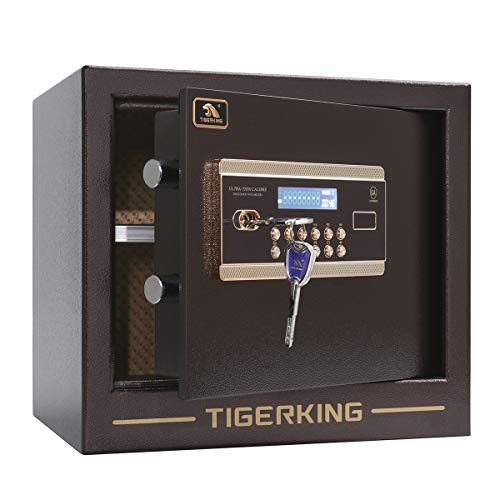 Digital Safe Box , Safe For Home , Tigerking --1 Cubic Feet