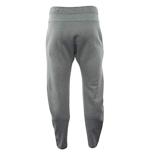 Nike Men's M NSW TCH FLC PANT OH Sport Trousers, dk Grey Heather/Dark Grey/(Black), 2XL