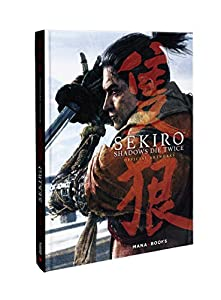 Sekiro Shadows Die Twice - Official Artworks Edition simple One-shot