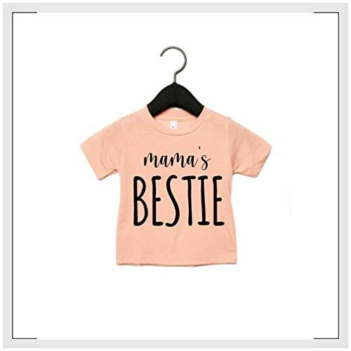Mama's Bestie, Infant, Baby tee shirt