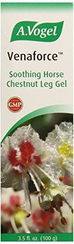 Preisvergleich Produktbild A Vogel,  Venaforce,  Soothing Horse Chestnut Leg Gel,  3.5 fl oz (100 ml)