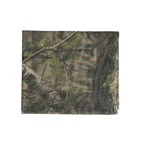 AUSCAMOTEK Woodland Camo Mesh Netting Camouflage Netting for Hunting...