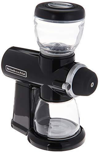 Whirlpool Canada KitchenAid KCG0702OB Pro Line Series Burr Coffee Mill, Onyx Black
