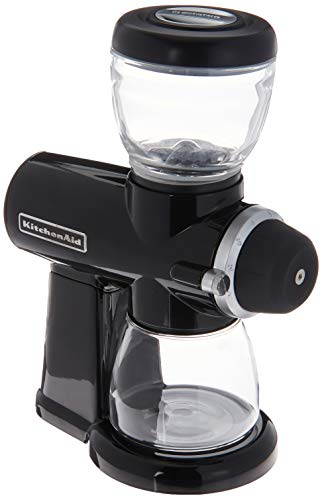 KitchenAid Burr Grinder , 7 oz, Onyx Black