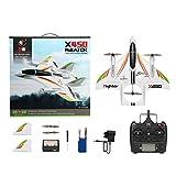 Cloverclover Machine Xk X450 Six Voies brushless Multi-Fonction décollage et atterrissage Vertical Voltige monomoteur électriques Règlement européen