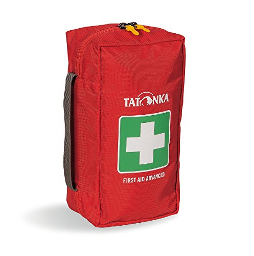 Tatonka Erste Hilfe First Aid Advanced, red, 24 x 15,5 x 7,5 cm