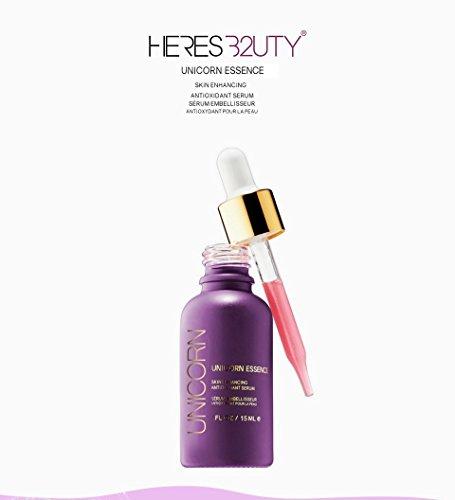 Heres B2UTY Unicorn Essence - Sérum antioxidante + Esencia de Oro de...