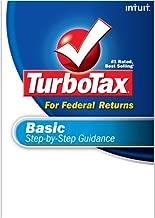 TurboTax Basic + eFile 2008 (Old Version) [DOWNLOAD]