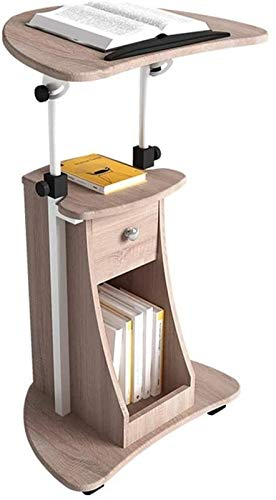 Home Accessories Standing Lectern Podium Lecture Desk Welcome Reception Meeting Moveable Lift Simple Speaking Table for Meetings PULLEY-L