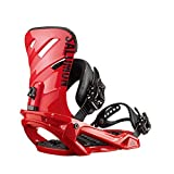 Salomon Rhythm Snowboard Bindings Black Sz M (7-9.5)