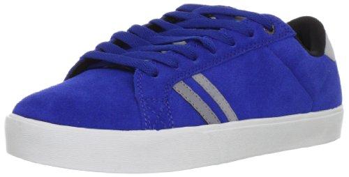 Emerica The Leo Chaussures pour Homme - Bleu - Bleu/Gris (Blue Grey 640), 39 EU EU