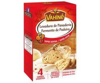 Vahiné- Levadura de Panadería Rápida - Super Rapida - Ideal para Reposteria...