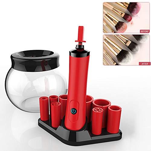 LiYuJ Automatische Make-up Penseel Reiniger en Droger, Wasmachine en Droger in seconden, Elektronisch en Draagbaar, Past bij Cosmetische Borstels, Upgraded