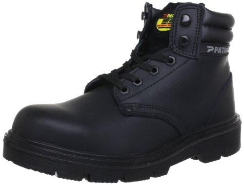 Safety Jogger X1100N, Unisex - Erwachsene Arbeits & Sicherheitsschuhe S3, schwarz, (black BLK), EU 43
