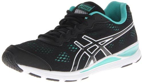 Asics - Zapatillas de running para mujer Negro Black/Onyx/Emerald
