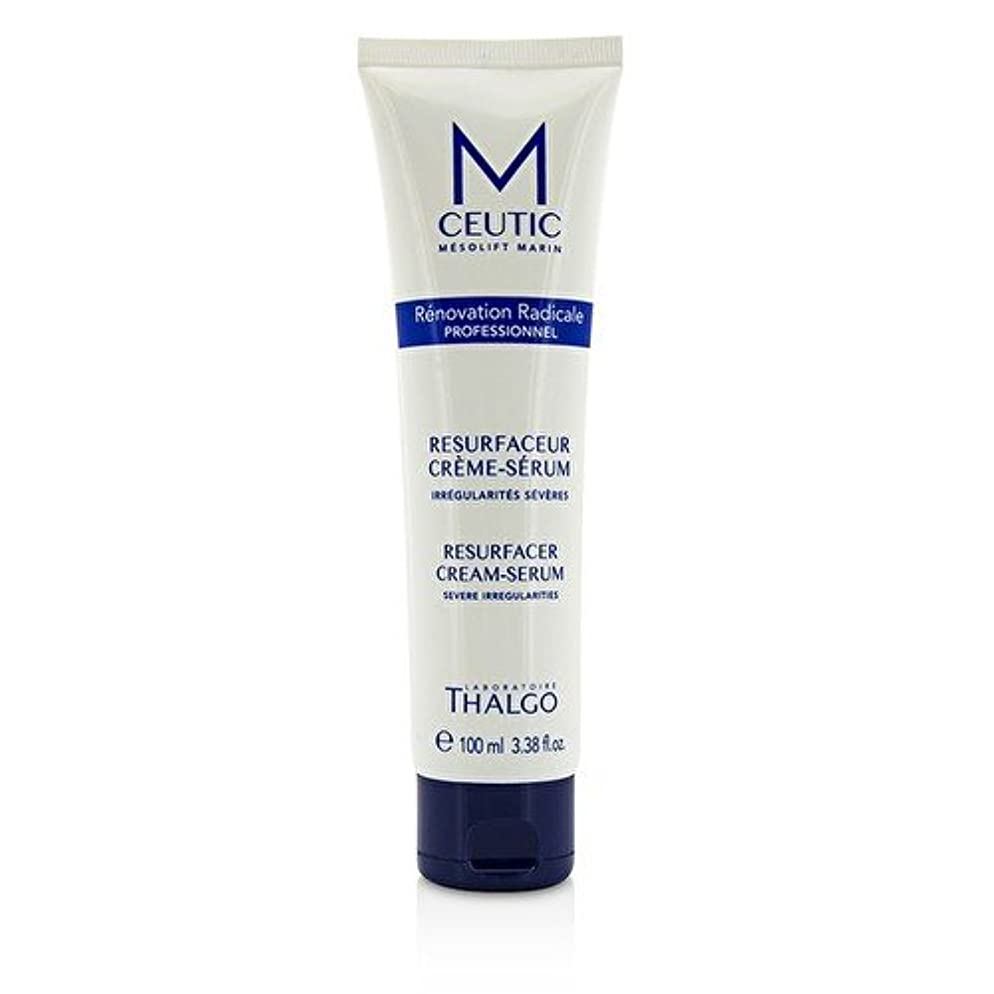 音期待して滴下タルゴ MCEUTIC Resurfacer Cream-Serum - Salon Size 100ml/3.38oz並行輸入品