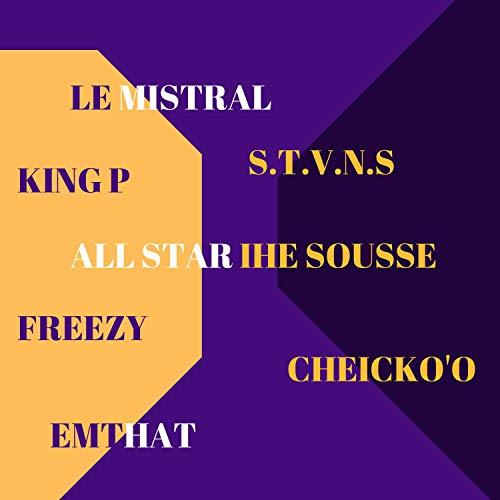 Freestyle Touch It (feat. Le Mistral, Raz Coul & King P) [Explicit]