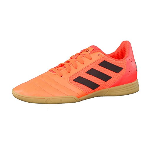 adidas Ace 17.4 J, Zapatillas de fútbol Sala Unisex niño, (Narsol/Negbas/Rojsol), 30 EU