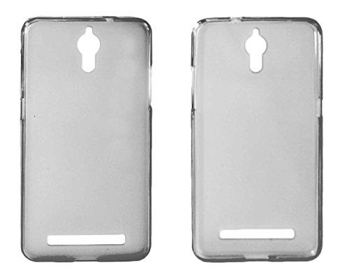 caseroxx TPU-Hülle für Coolpad Porto S E570, Handy Hülle Tasche (TPU-Hülle in transparent)