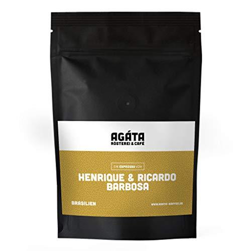 AGÁTA Rösterei Barbosa Espresso 250g gemahlen
