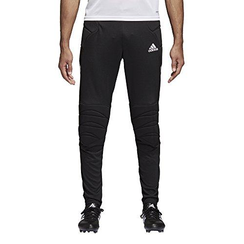 Adidas Men's Tierro 13 Goal Keeper Pants, Black, Large