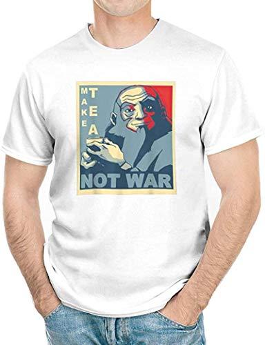 AiChao Make Tea Not War Peaceful Samurai Tea Drinker Shirt