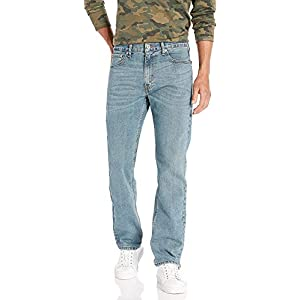 Signature by Levi Strauss & Co. Gold Label Men's Regular Fit Flex Jeans