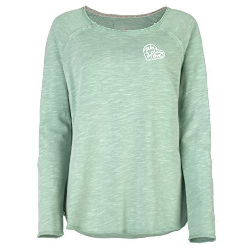Lieblingsstück Damen Sweatshirt CathrinaL aloa grün - M