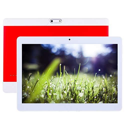 YEYOUCAI Tableta de Llamada 3G, 10.1 Pulgadas, 2GB + 32GB, Android 6.0 MT6580 Quad Core 1.3GHz, Soporte OTG y GPS y FM y Bluetooth y WiFi y Dual SIM