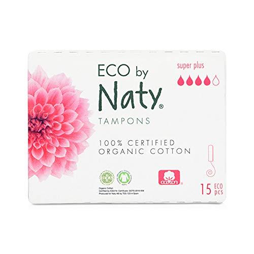 Naty Digital Super Plus Tampons, 15tlg