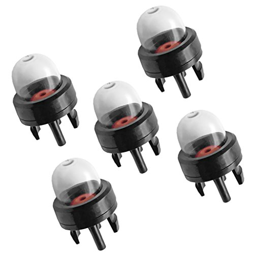 5pcs Primer Bulb Snap-in L'ampoule à Générale s'adapte