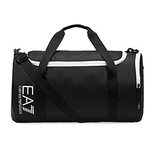 Borsa da sport Emporio Armani EA7 TRAIN CORE U GYM BAG SMALL Nero