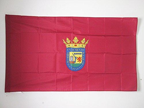 AZ FLAG Bandera de la Provincia DE ÁLAVA 150x90cm para Palo - Bandera ÁLAVA ENPAÍS Vasco 90 x 150 cm