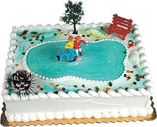 Cake Decorating Kit CupCake Decorating Kit (Ice Skating Kit)