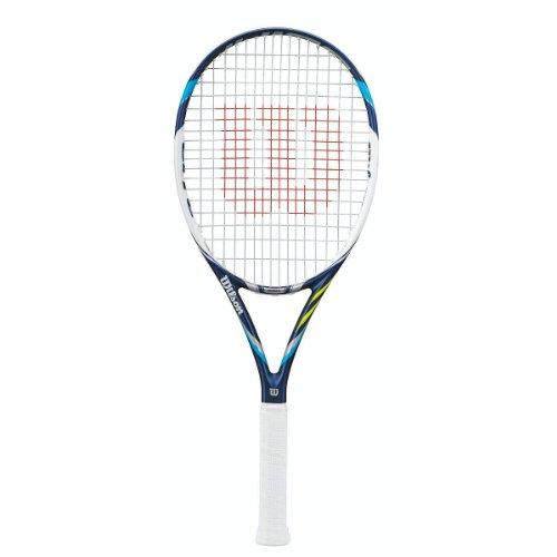 Wilson Juice 100L Racchetta da Tennis Adulto, G3 = 4 3/8