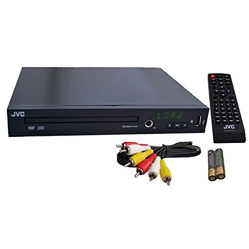 JVC Multi Region 110-240V DVD Player Dolby Audio Karaoke/USB/Divx