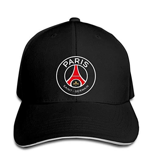 OF Baseball Cap Paris St. Germain Football Club Logo Circle Mens Graphic Snapback Hat Peaked