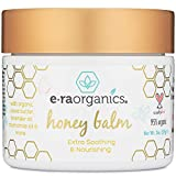 Organic Eczema Honey Cream Treatment – Extra Soothing & Hydrating with Manuka Honey & Tamanu Oil for Dry, Sensitive Skin - Natural Baby Eczema Itch Relief, Reduces Redness, Non Toxic, Non Greasy