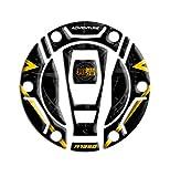 Protector tapón de gasolina resina 3D compatible con BMW R 1250 GS Adventure 2021 GP-705 (40th Anniversary)