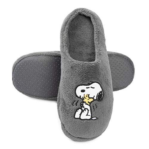 Peanuts - Damen Slipper Snoopy Hausschuhe Frauen