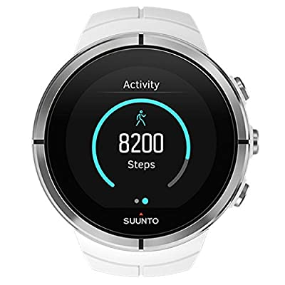 Suunto Spartan Ultra Watch White One Size