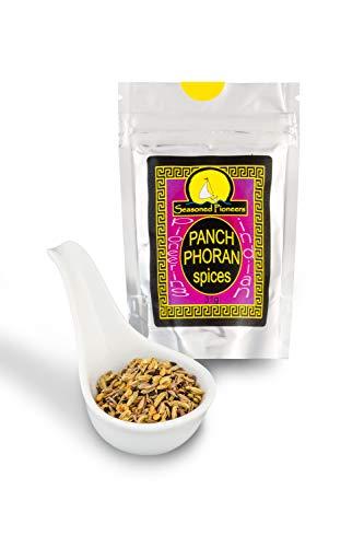 Pacchetto Richiudibile - Miscela di spezie Panch Phoran, cinque spezie del Bangladesh, India e Nepal