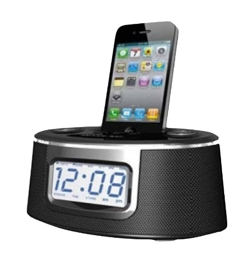 Cresta IPD300 iPOD/iPHONE dockingstation met wekker