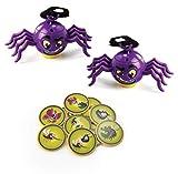 Toys and Fun D'arpèje - Juego de Mesa Spider-Yo TSYO001 para niños a Partir de 4 años
