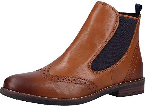 MARCO TOZZI Damen 2-2-25365-33 Chelsea Boots, Braun (Muscat Antic 340), 40 EU