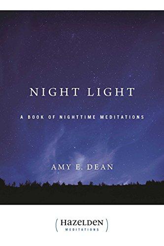 Night Light: A Book of Nighttime Meditations (Hazelden Meditations) (English Edition)