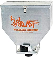 ForEverlast 50-pound Wildlife Road Feeder- Feed Hunting Game Deer Corn, ATV Or Truck Spreader