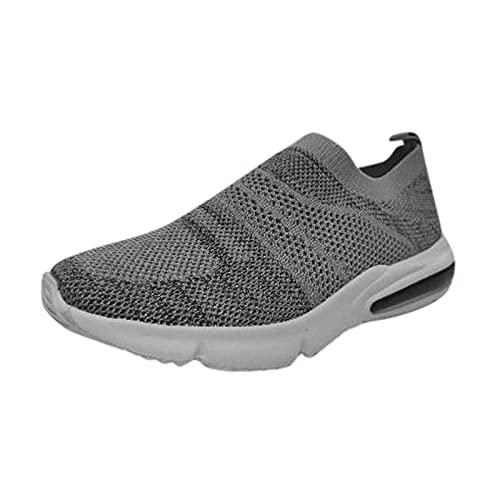 Mujer Zapatos Deporte Zapatillas para Correr Mesh Calzado de Caminar Zapatillas Deportivas Correr Gimnasio Casual Air Zapatos Running Transpirable Aumentar Sneakers
