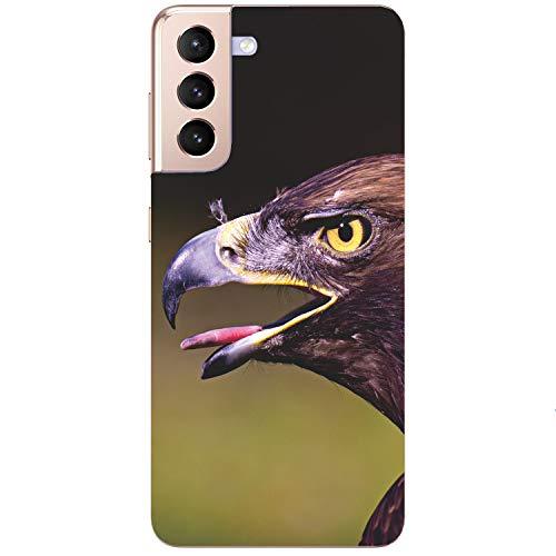 Generisch Funda blanda para teléfono móvil, diseño de águila y águila y pájaro para Samsung Apple, Huawei Honor Nokia One Plus Oppo ZTE Xiaomi Google, tamaño: Huawei Mate 20 Pro